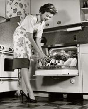 Vintage_housework